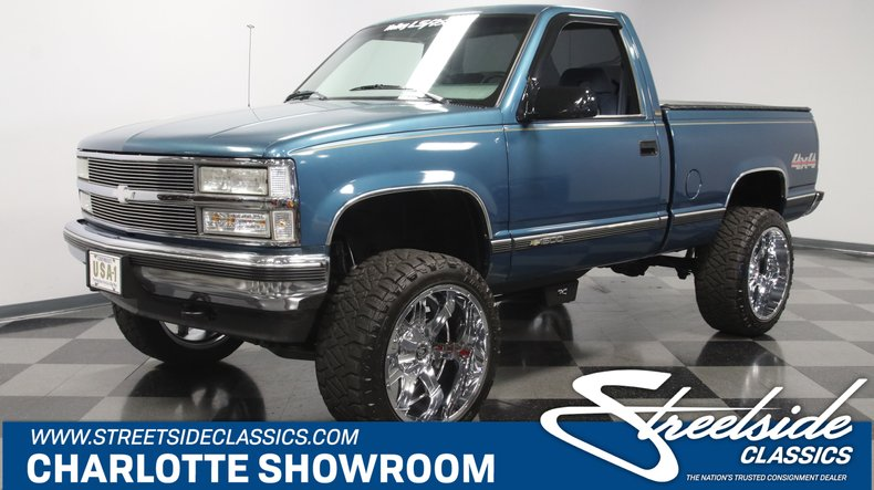 For Sale: 1992 Chevrolet C/K 1500