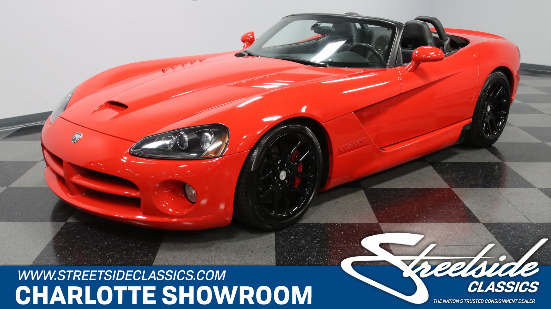 2003 Dodge Viper Classic Cars For Sale Streetside Classics The Nation S 1 Consignment Dealer