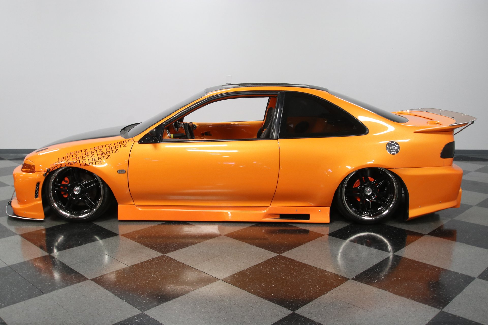 1995 honda civic custom tuner