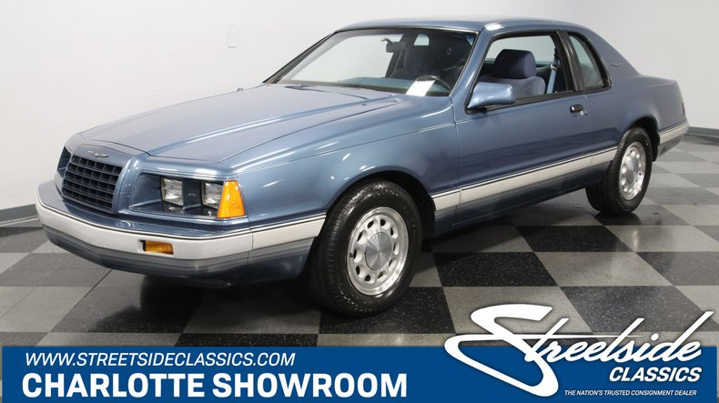 1985 total ford thunderbird 30th anniversary (betterquality.
