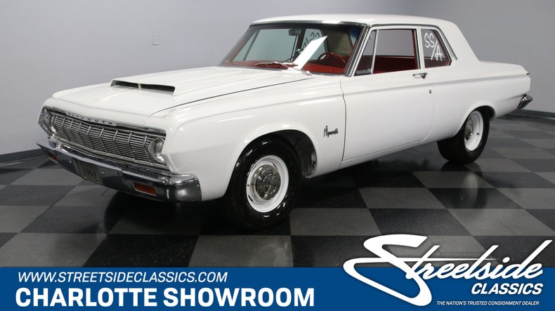 For Sale: 1964 Plymouth Savoy