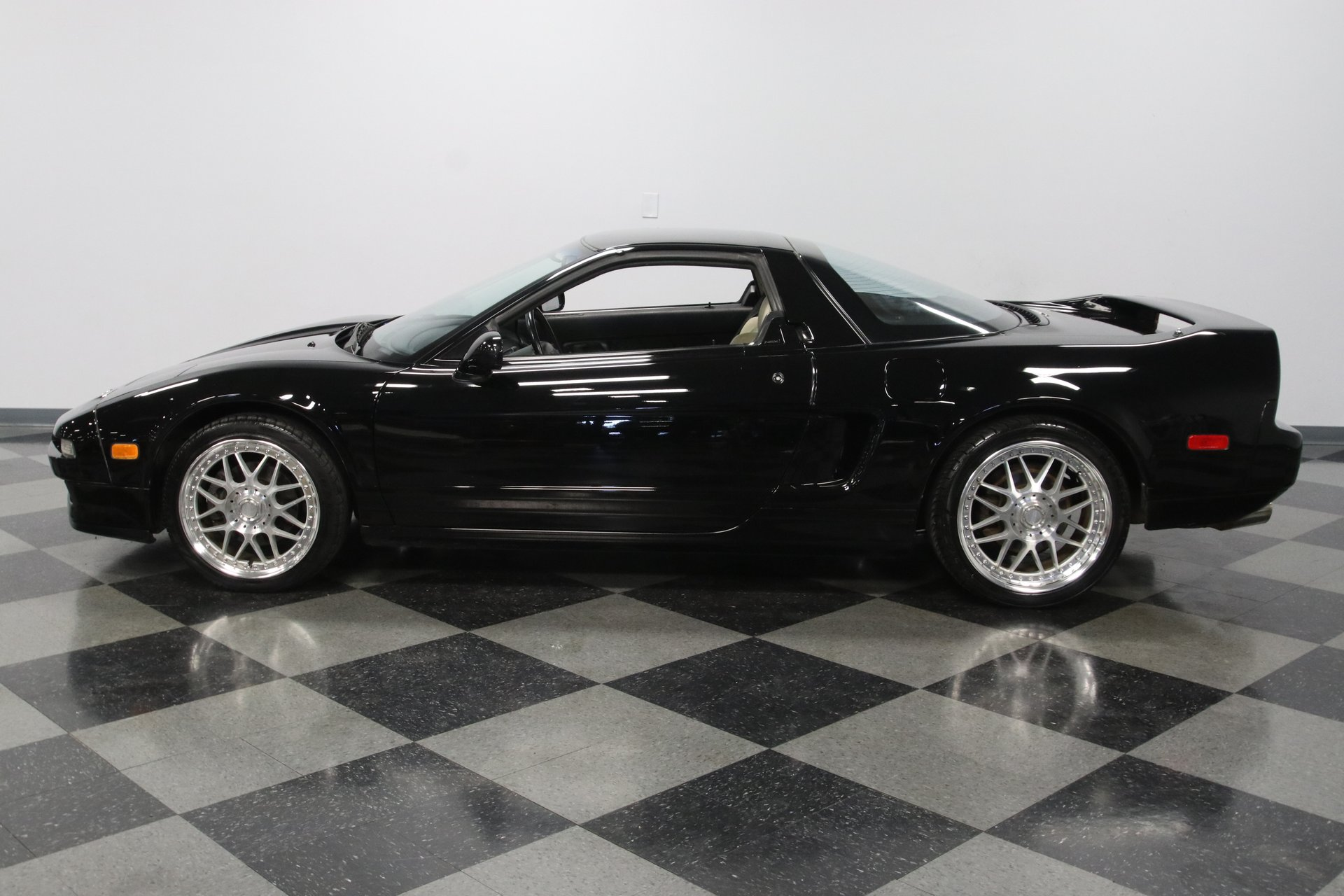 1991 acura nsx supercharged