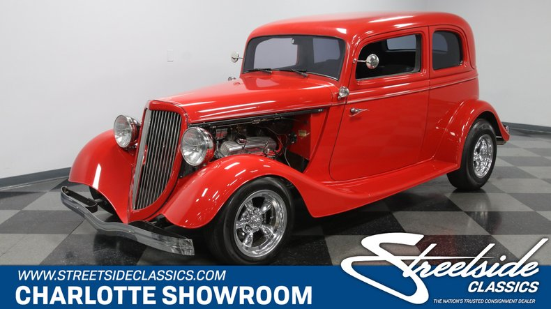For Sale: 1933 Ford Vicky