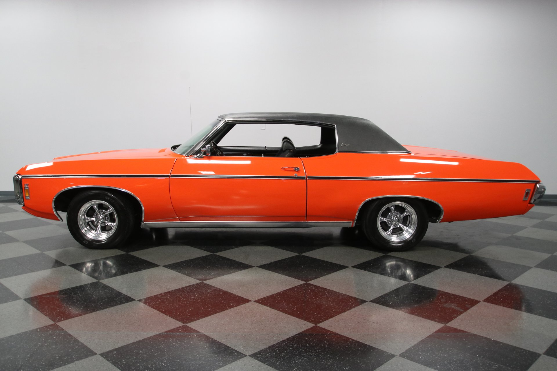 1969 chevrolet caprice 427