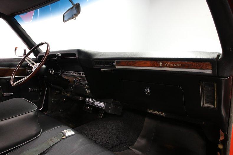 1969 Chevrolet Caprice 56