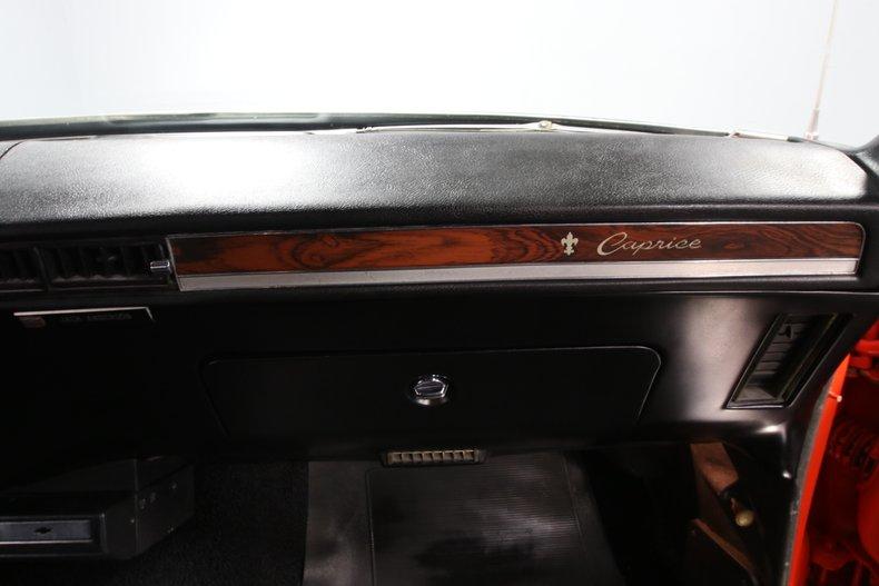 1969 Chevrolet Caprice 58