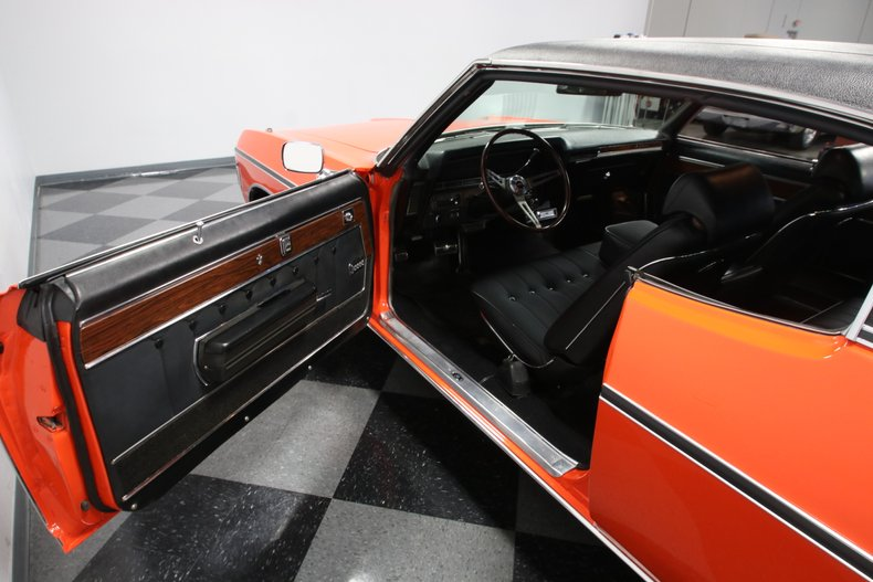 1969 Chevrolet Caprice 43