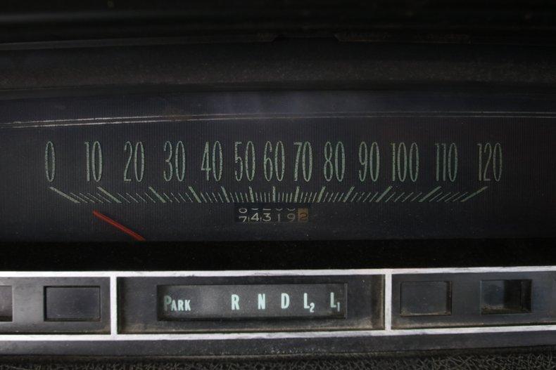 1969 Chevrolet Caprice 47