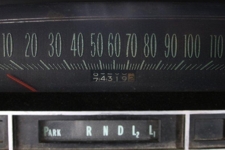 1969 Chevrolet Caprice 49