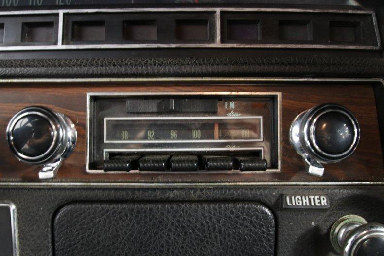 1969 Chevrolet Caprice 48