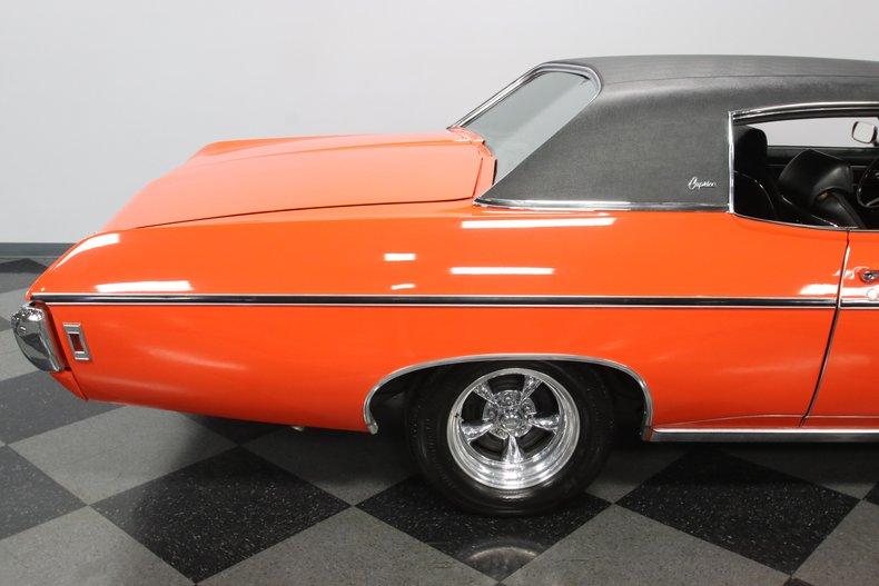 1969 Chevrolet Caprice 33
