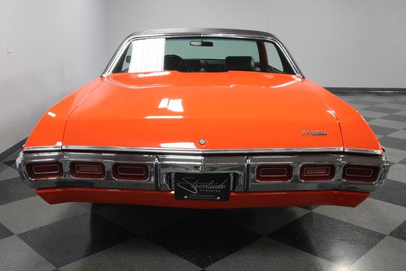 1969 Chevrolet Caprice 11