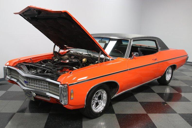 1969 Chevrolet Caprice 36