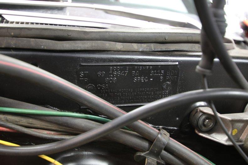1969 Chevrolet Caprice 67