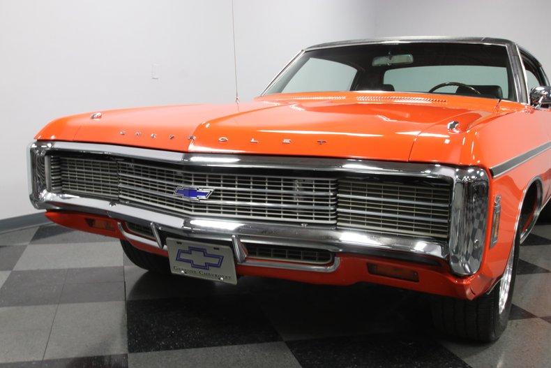 1969 Chevrolet Caprice 22