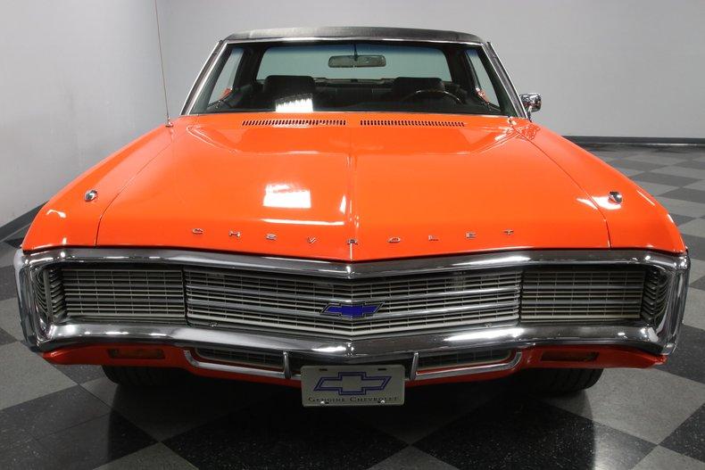 1969 Chevrolet Caprice 19