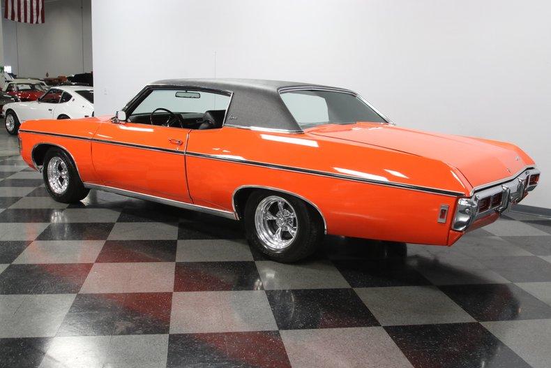1969 Chevrolet Caprice 9