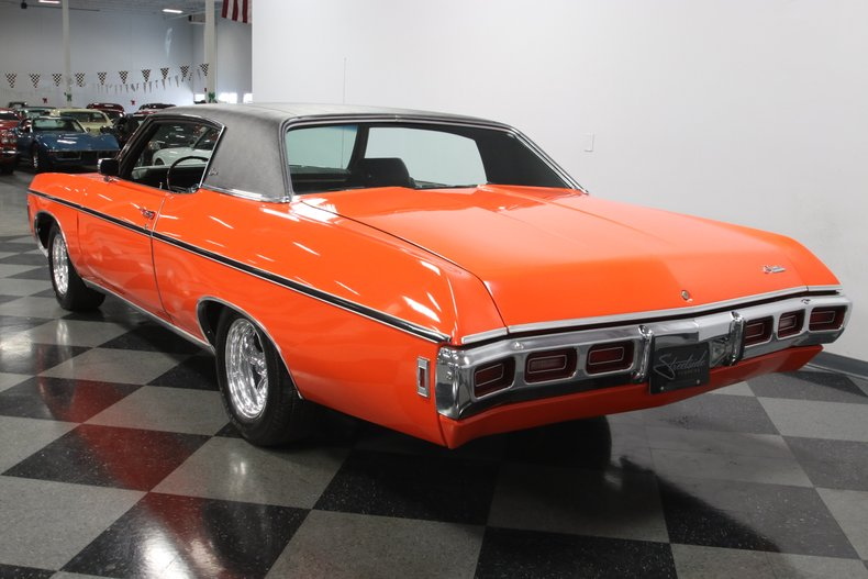 1969 Chevrolet Caprice 10