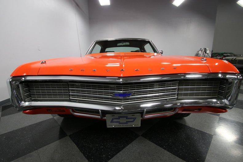 1969 Chevrolet Caprice 69