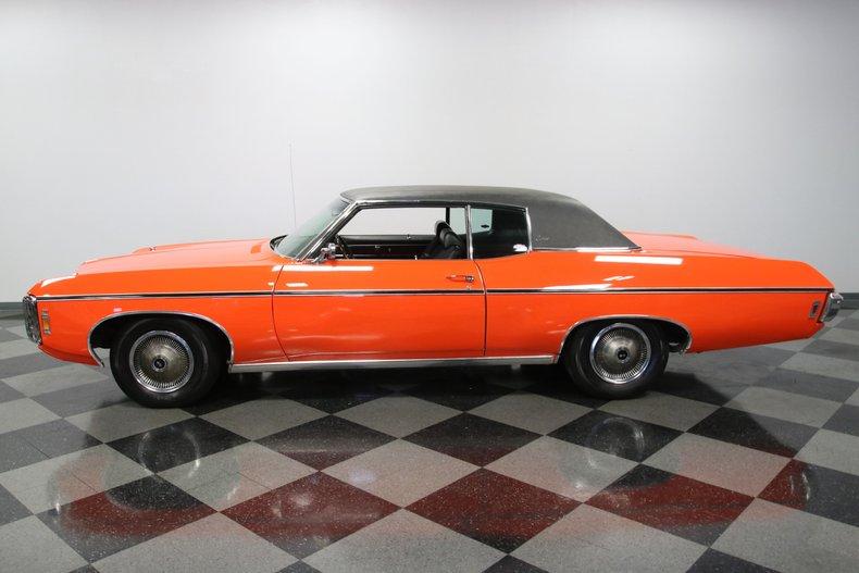 1969 Chevrolet Caprice 77