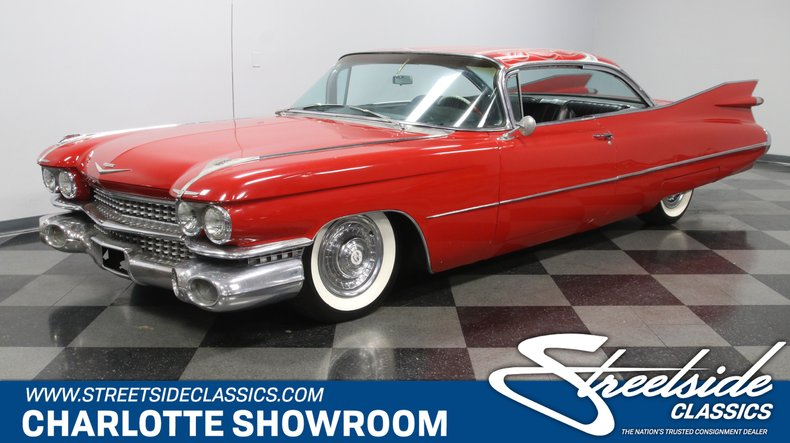 1959 Cadillac Series 63 Coupe Deville For Sale 111364 Mcg