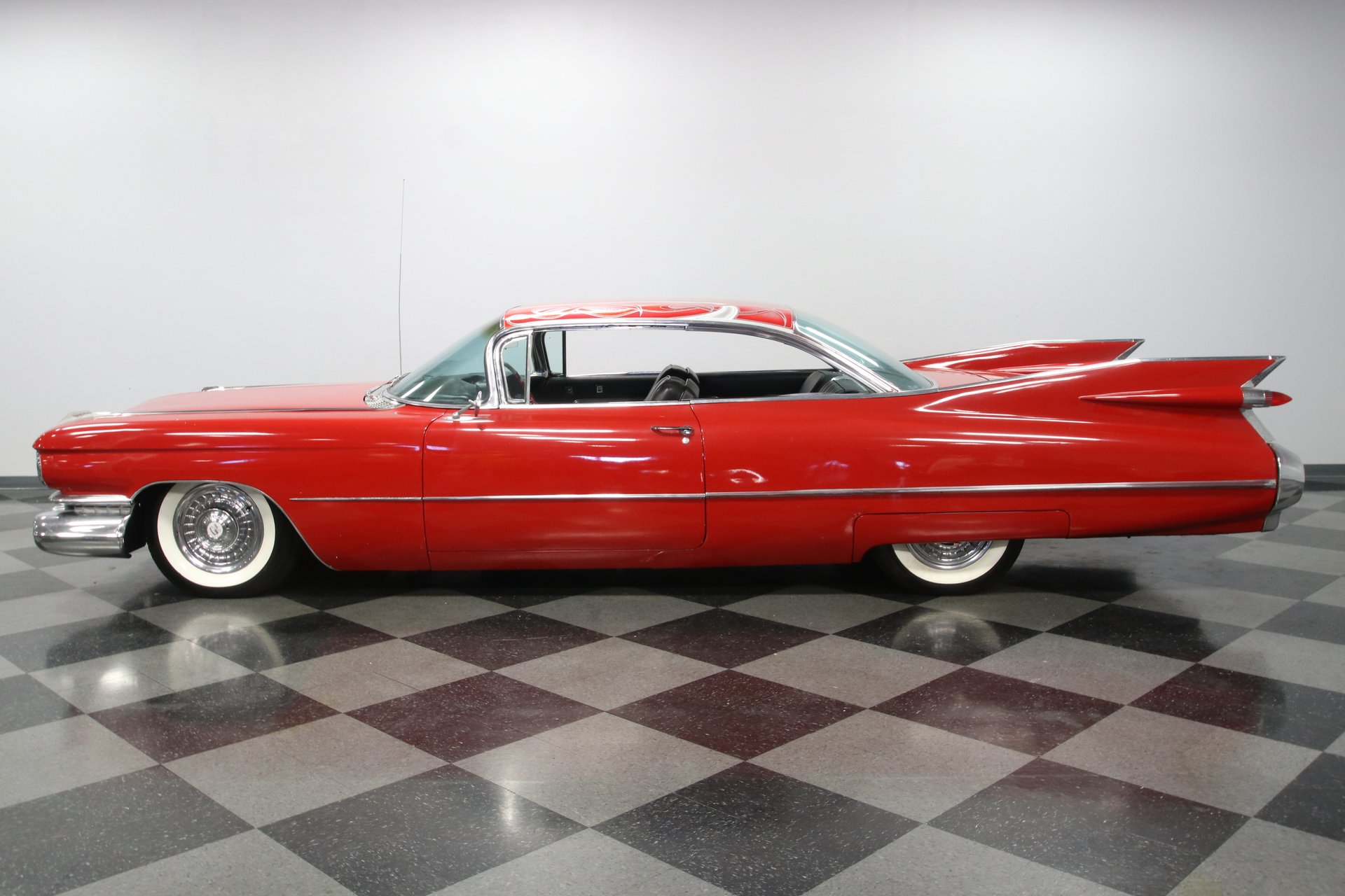 1959 cadillac series 63 coupe deville