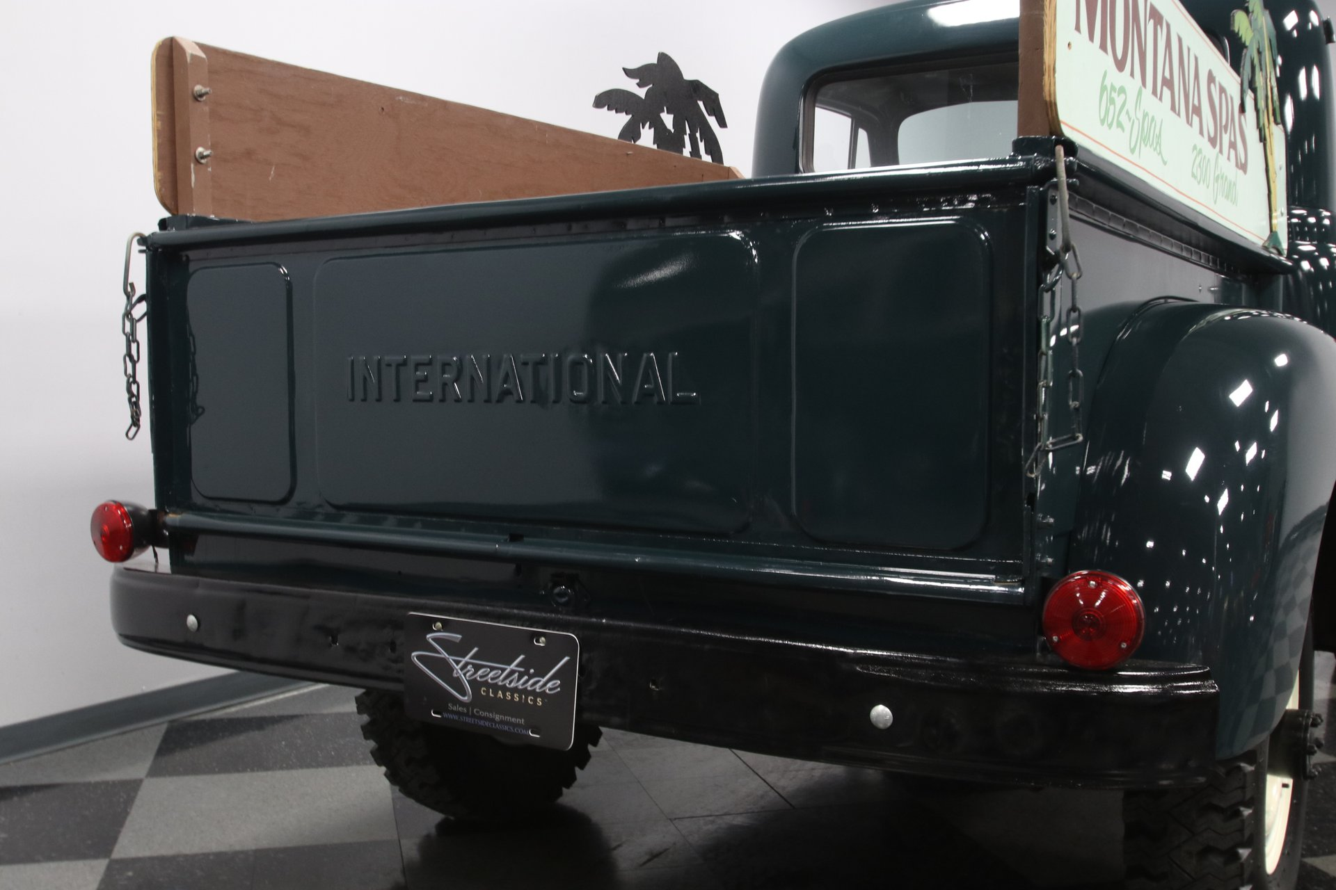 1957 International Harvester 4x4 Pickup | Streetside