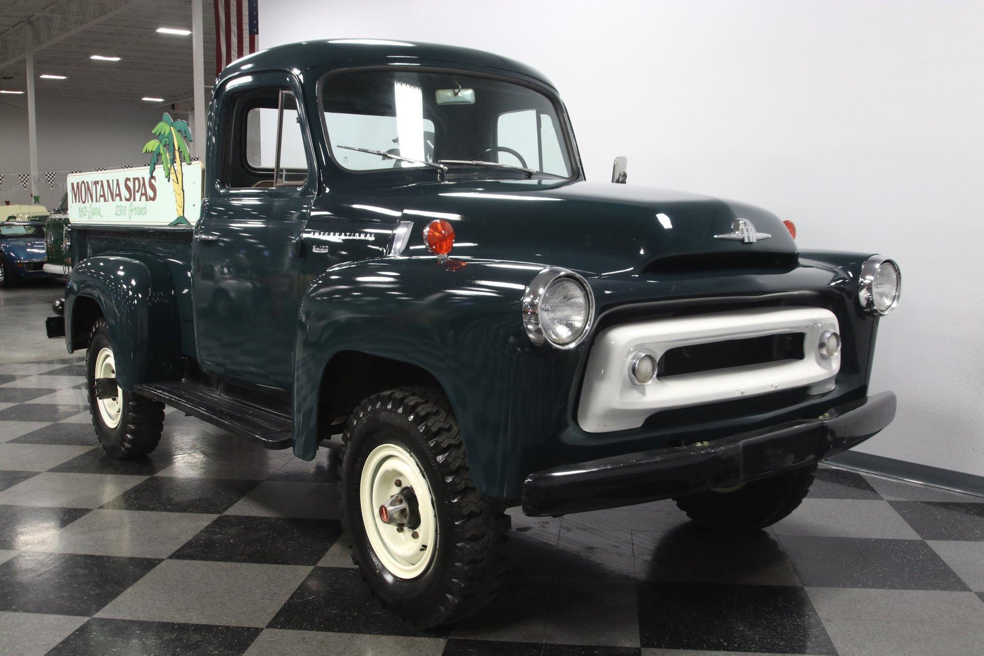 1957 International Harvester 4x4 Pickup   Streetside