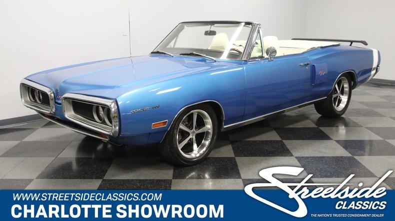 1970 Dodge Coronet For Sale