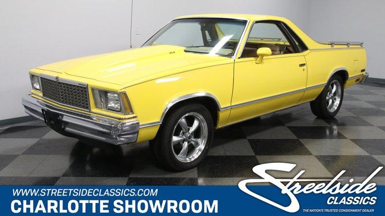1978 Chevrolet El Camino For Sale
