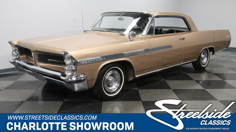 1963 Pontiac Bonneville For Sale