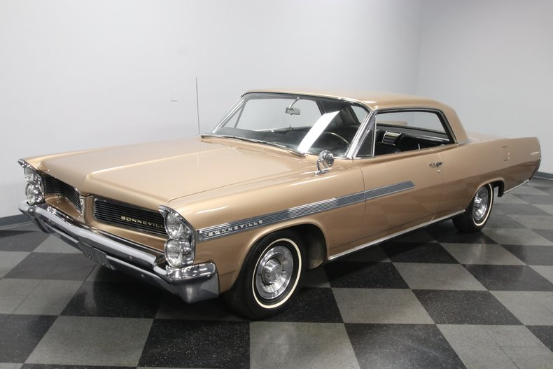 1963 Pontiac Bonneville For Sale Allcollectorcarscom