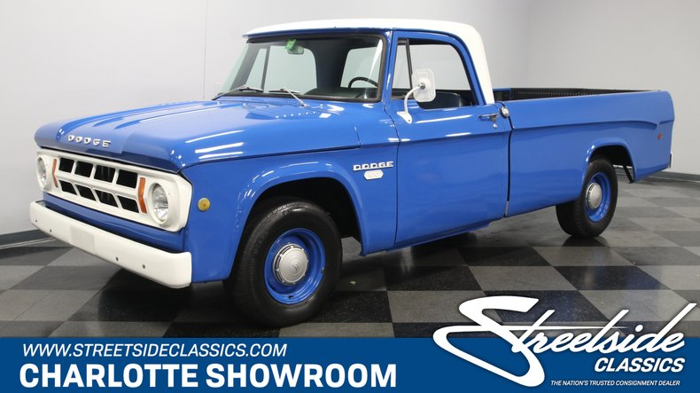1968 Dodge D100 | Streetside Classics - The Nation's Trusted Classic