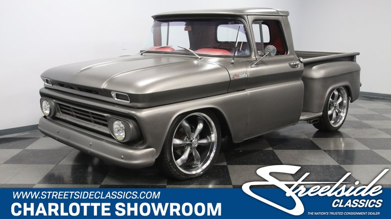 1962 Chevrolet C10 For Sale