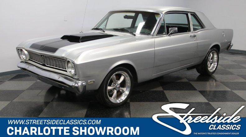 1969 Ford Falcon | Streetside Classics - The Nation's