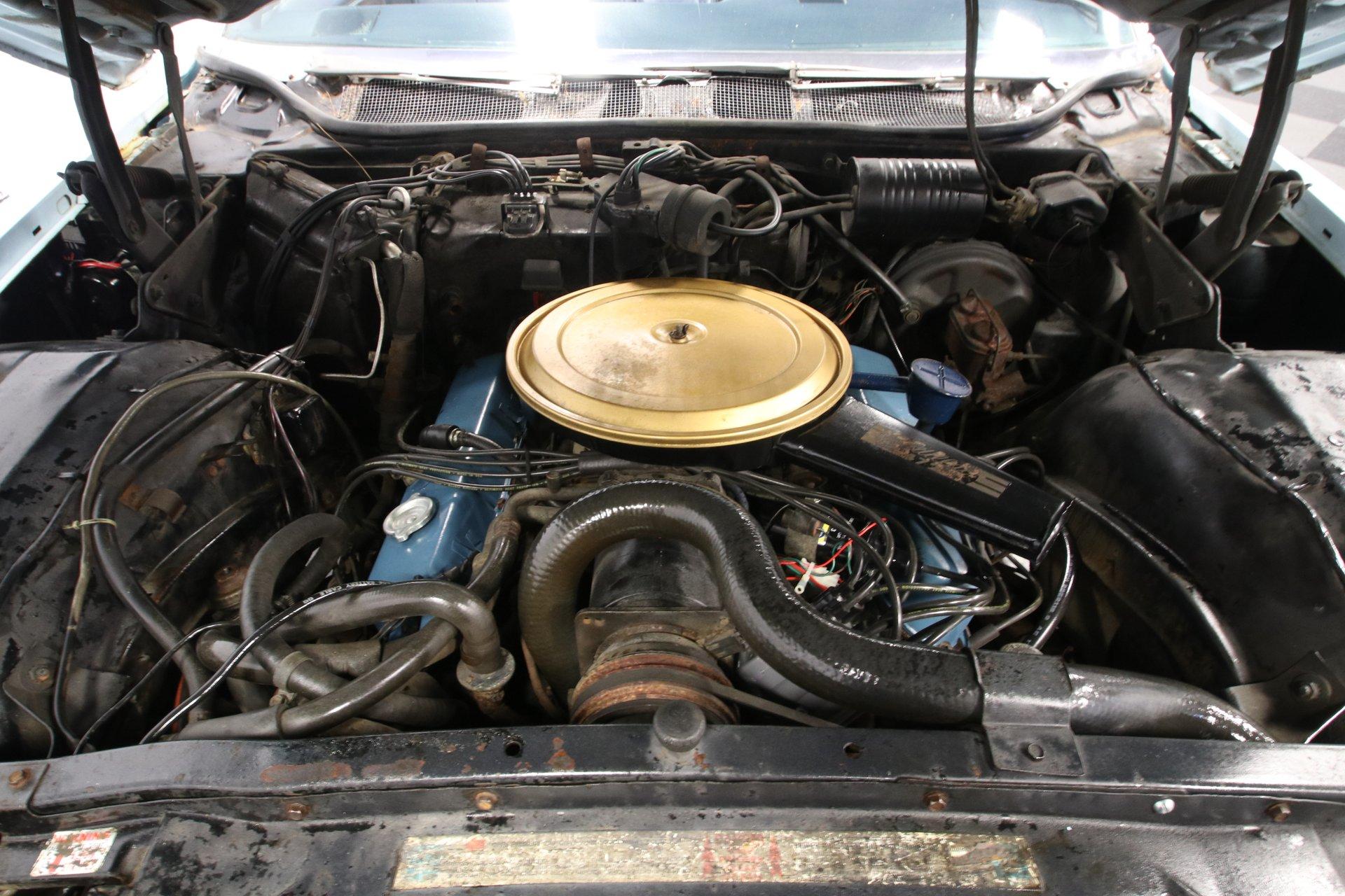 1968 Cadillac DeVille Convertible for sale #113199   MCG
