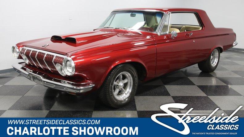 For Sale: 1963 Dodge Polara