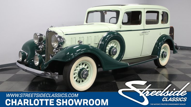 For Sale: 1933 Buick Series 50