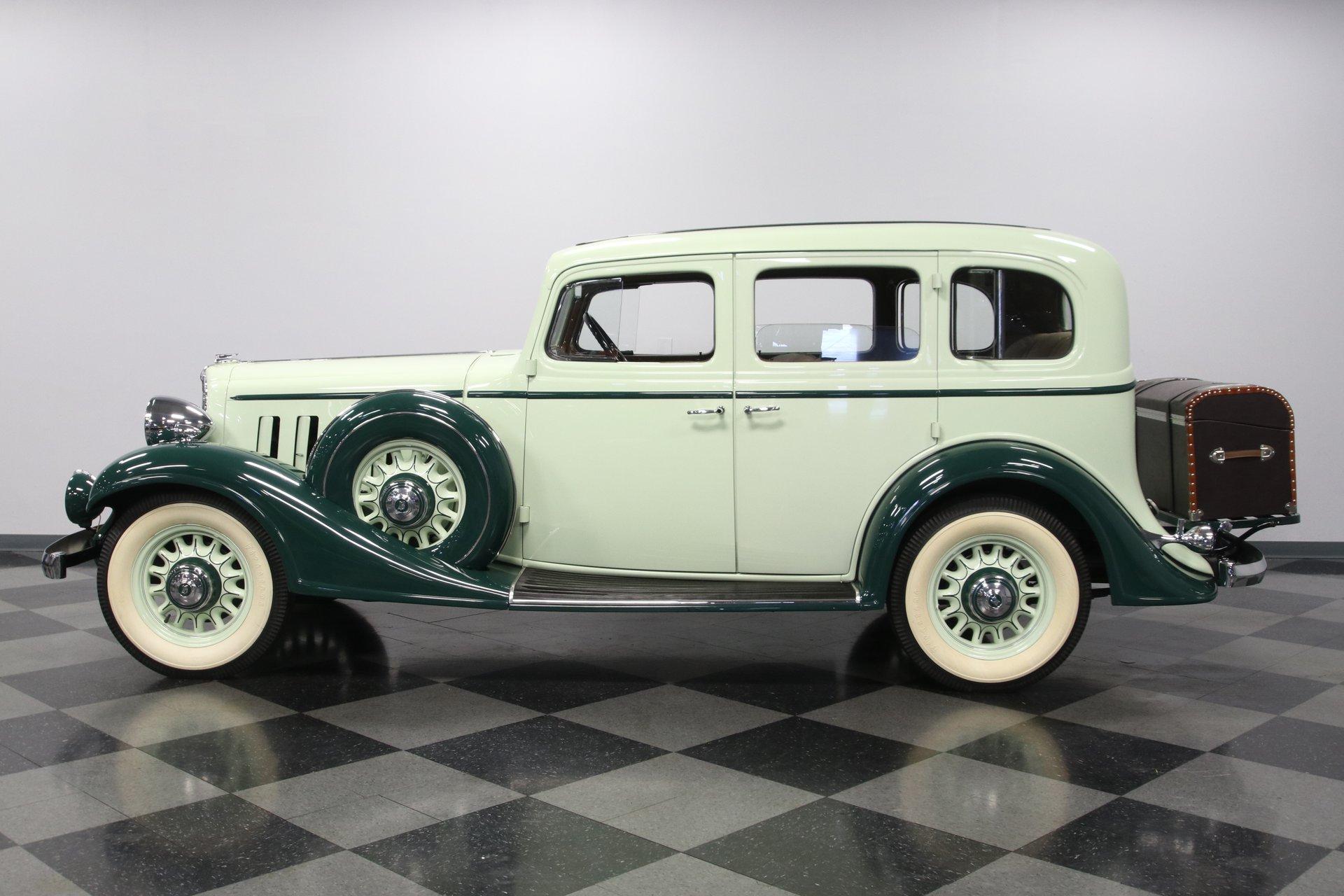 1933 buick series 50 model 57