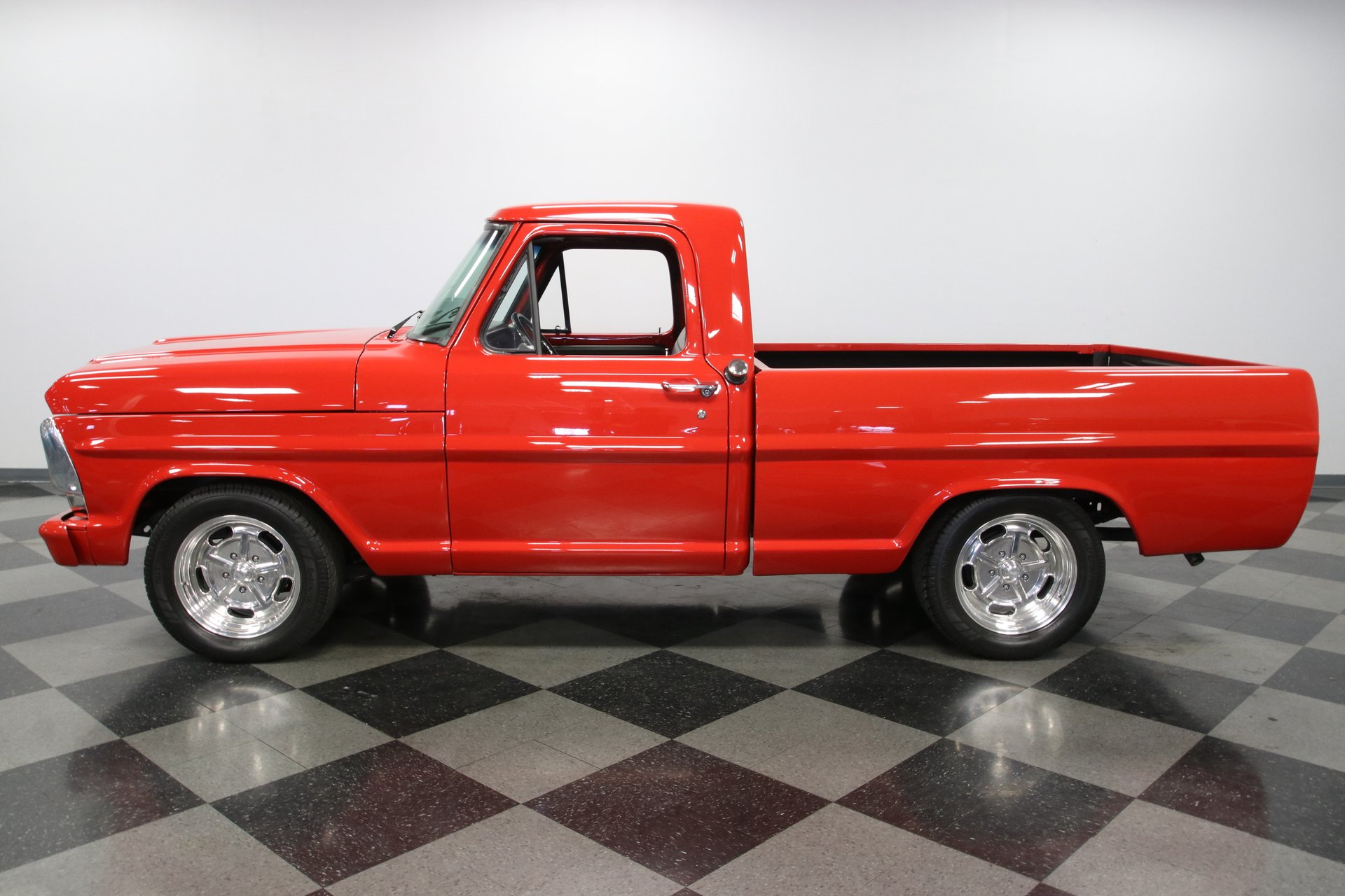1970 ford f 100 restomod