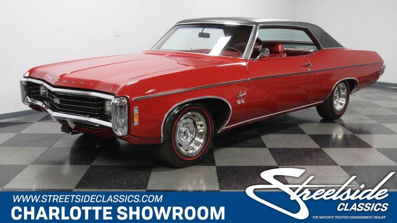 For Sale: 1969 Chevrolet Impala