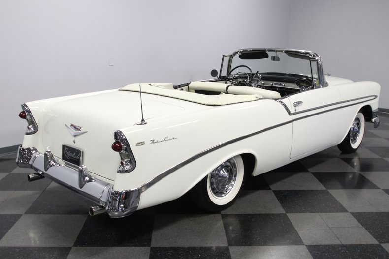 1956 Chevrolet Bel Air 31