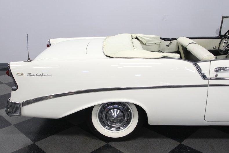 1956 Chevrolet Bel Air 35