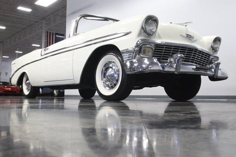 1956 Chevrolet Bel Air 37
