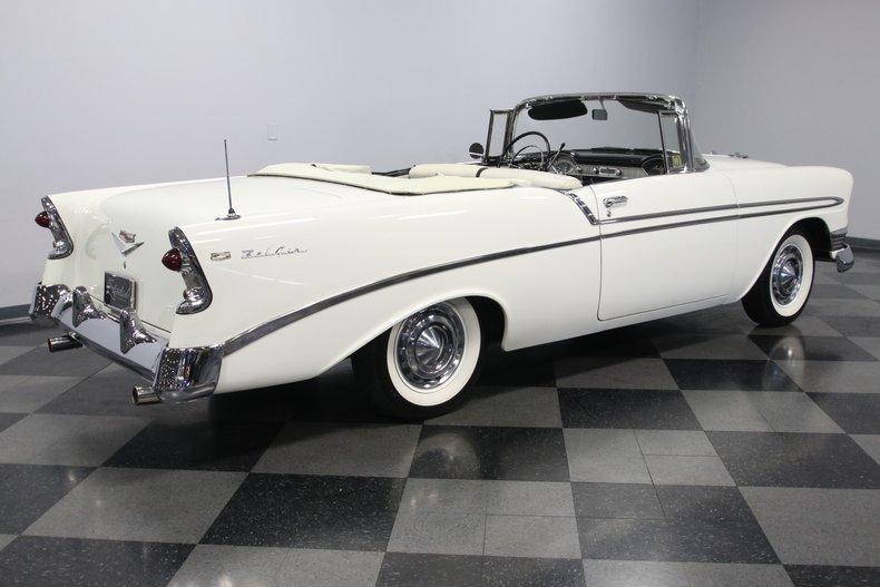 1956 Chevrolet Bel Air 14