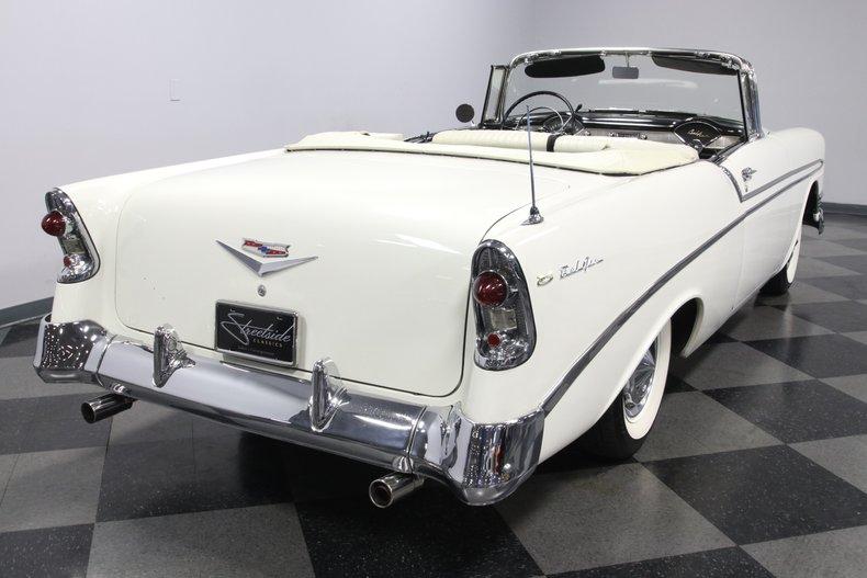 1956 Chevrolet Bel Air 13