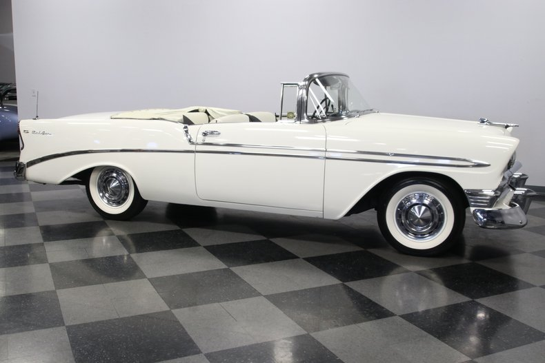 1956 Chevrolet Bel Air 17