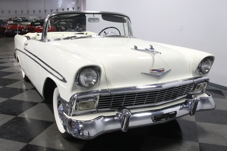 1956 Chevrolet Bel Air 19