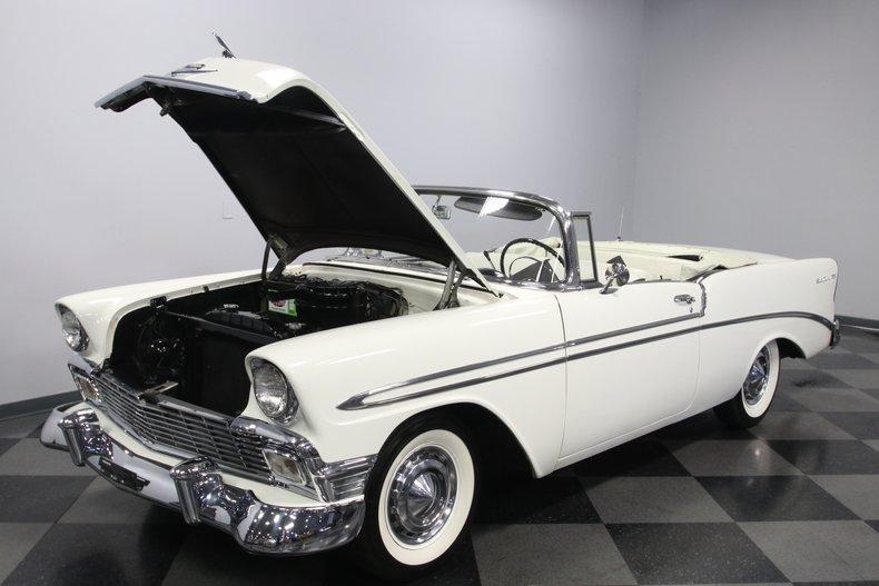 1956 Chevrolet Bel Air 38