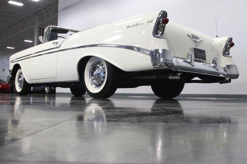 1956 Chevrolet Bel Air 29